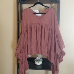Free People Beach easy does it top Size L